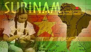 Surinam cultura