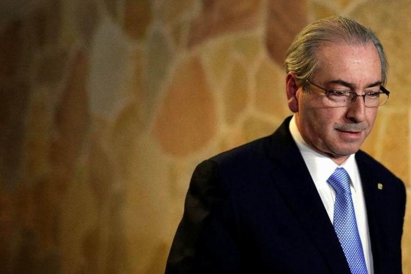 Renuncia ex presidente de C�mara Diputados de Brasil