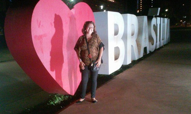 The Fondly Remembered Brazil by Doctor Tania