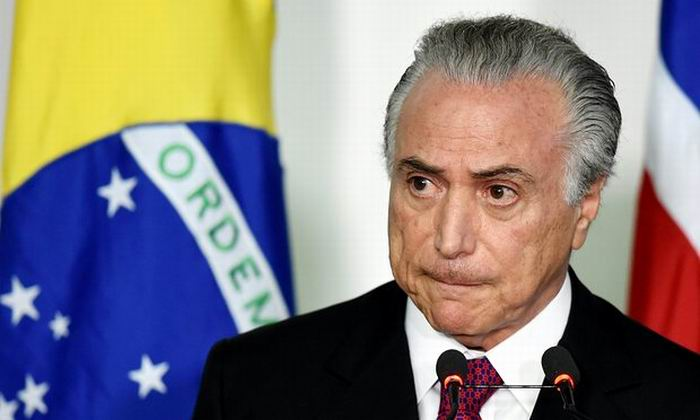Temer about being Removal from Office