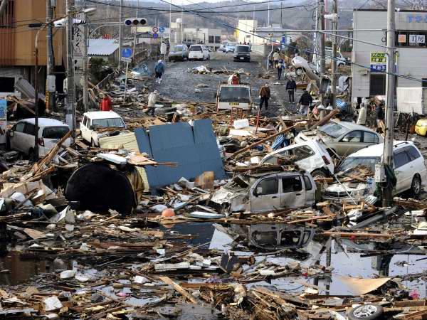 informacion terremoto: