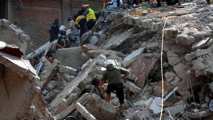 Se eleva cifra de fallecidos en México tras sismo de 7,1 (+Audio)