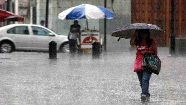 Alerta en municipios del sur de M�xico por tormenta Trudy