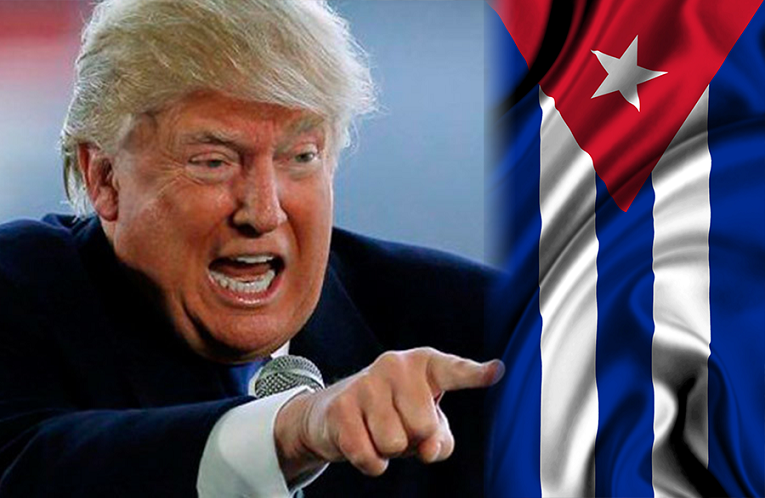 Las equivocaciones de Trump sobre Cuba