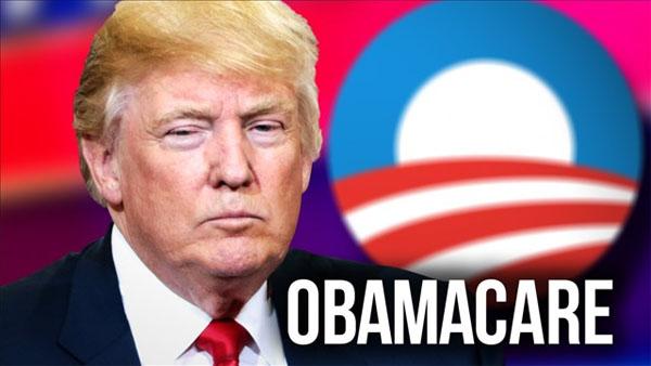 Cámara de Representantes vota por propuesta de Trump para eliminar el Obamacare