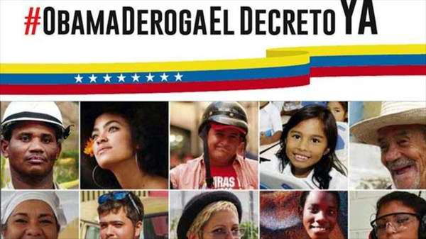 Auditará Consejo electoral venezolano firmas contra decreto ejecutivo de Obama