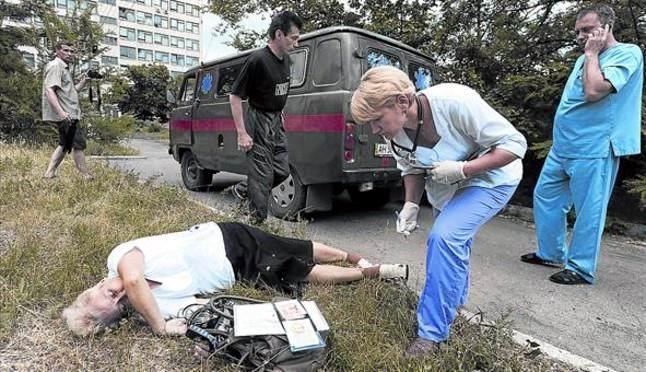 Vuelve a empeorar la situación en Ucrania