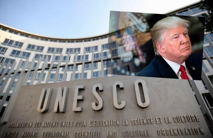 Se retira Estados Unidos de la UNESCO