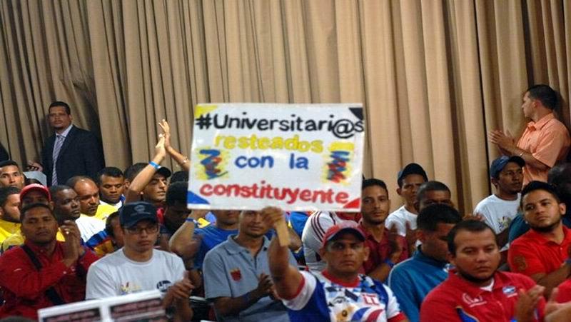 Avanzan reuniones en #Venezuela para sumar voces al debate constituyente