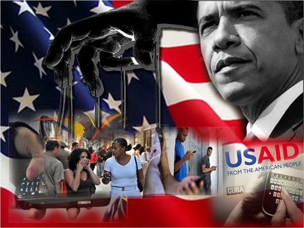 USAID: la agencia de la subversión