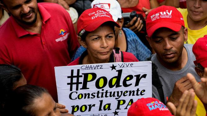 Venezuela a las puertas de la Constituyente