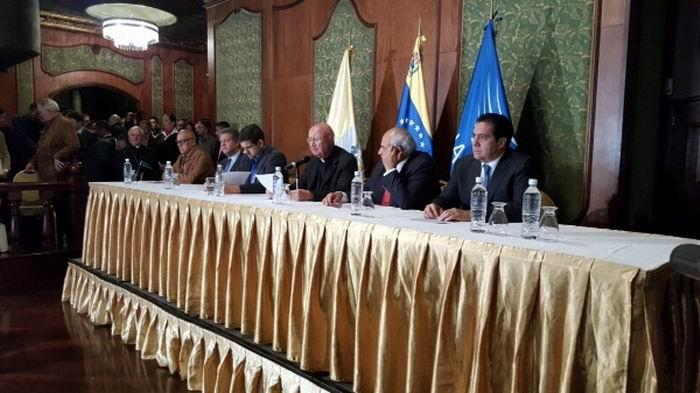 The Dialogue in Venezuela