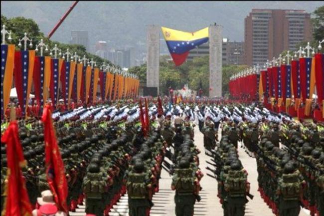 Realizarán en Venezuela ejercicio militar ante la amenaza de Estados Unidos (+ Audio)