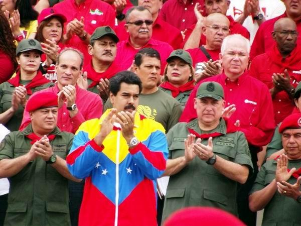 Aquel 4 de Febrero, -aseguró Nicolás Maduro, Vicepresidente Ejecutivo del Gobierno Bolivariano-, surgió una voz, una imagen, un líder, un ser humano excepcional.