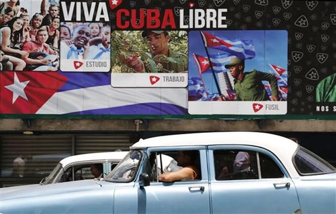 "Donald Trump: ""A free Cuba is what we will achieve soon"""