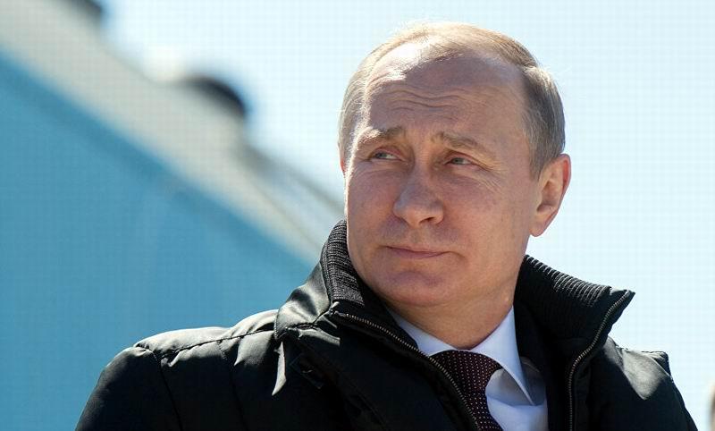Los ciudadanos rusos valoran positivamente al presidente Putin