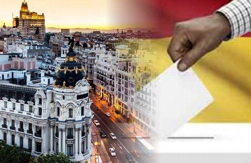Comienzan elecciones generales en Espa�a