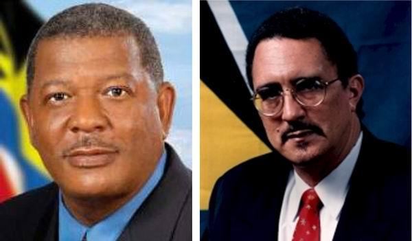 Arriban a suelo cubano Primeros Ministros de Antigua y Barbuda, y de Santa Lucía