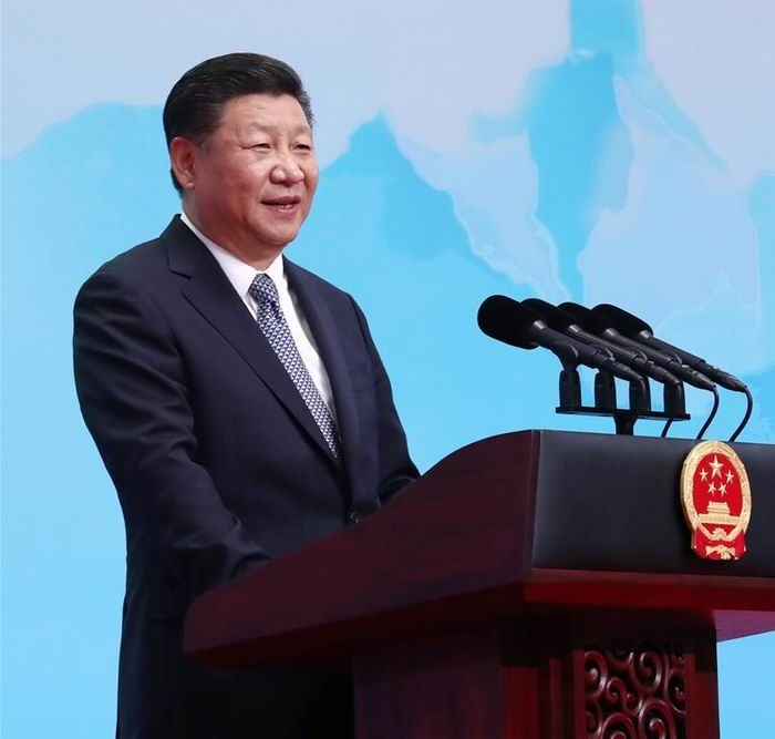 The Beginning of the BRICS Summit Event