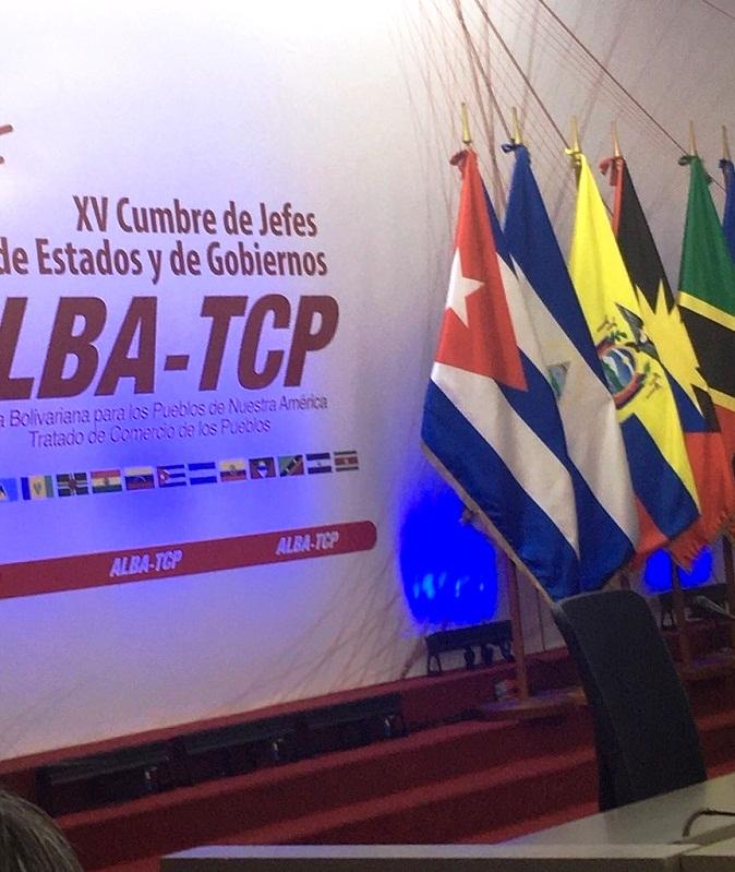 Cumbre del Alba en Caracas apuesta por soberanía de los pueblos
