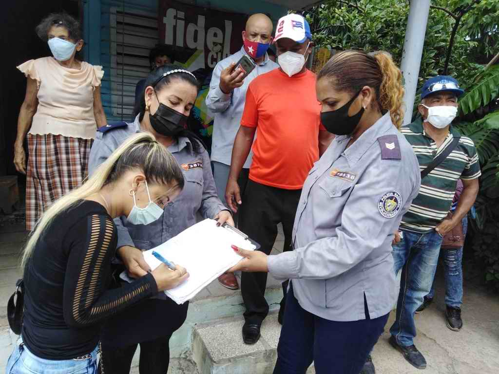 Resaltan labor de la policía en Las Tunas (+Audio)