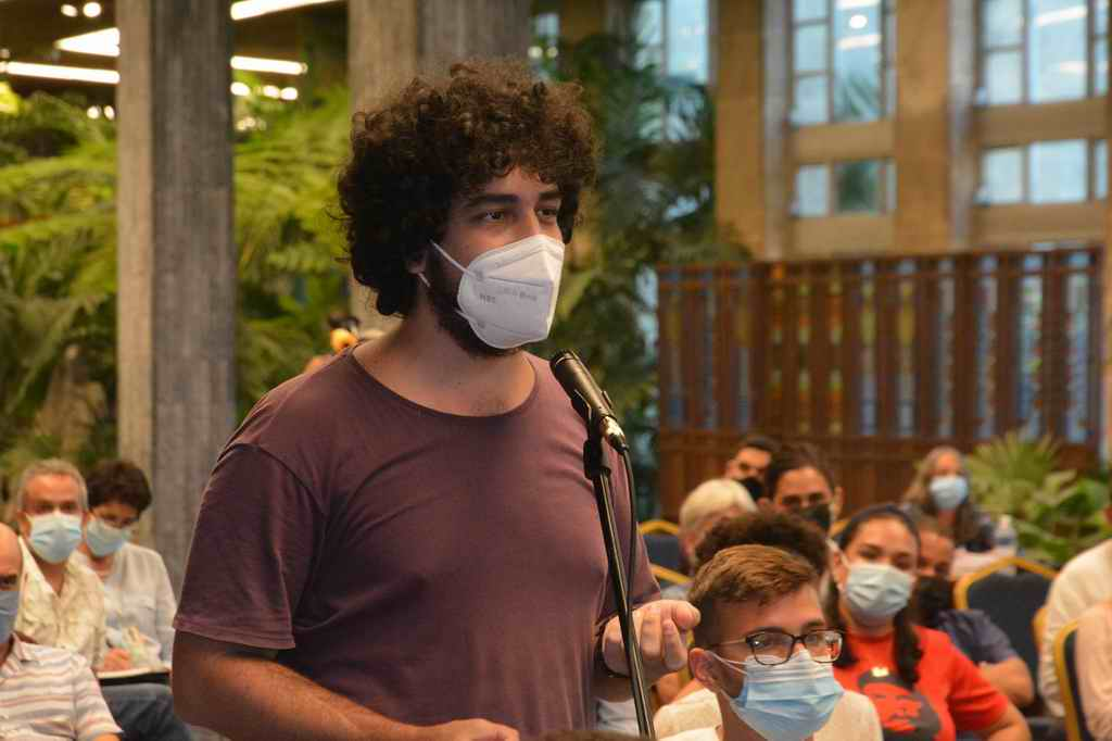 Universidad de La Habana: referente de solidaridad y amor
