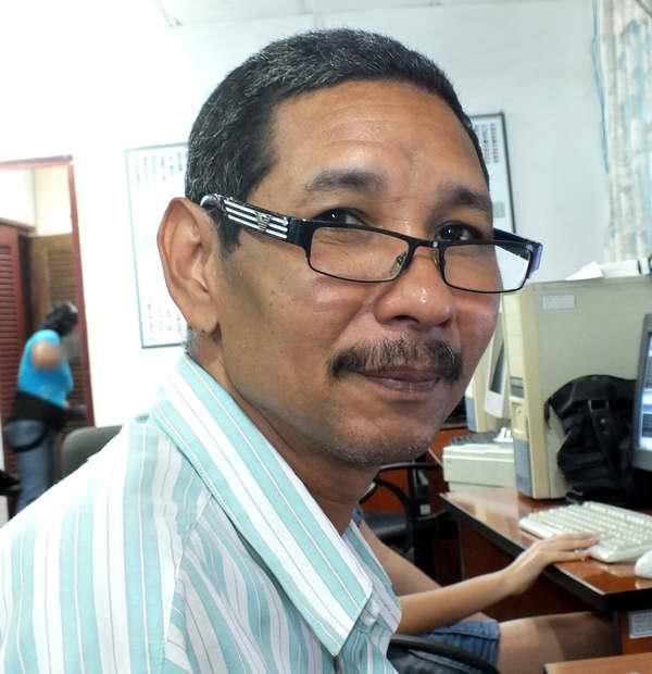 Andrés Chang Farrés, Redactor Asistente de Prensa