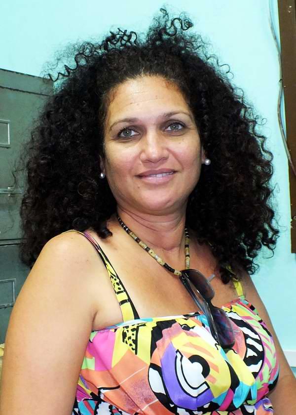 Tania Haydee Rodríguez, Coordinación de Programa
