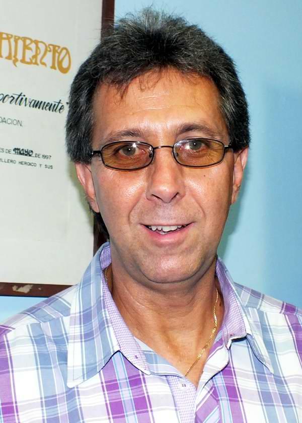 Guillermo Hernández, Jefe de Grupo Deportes