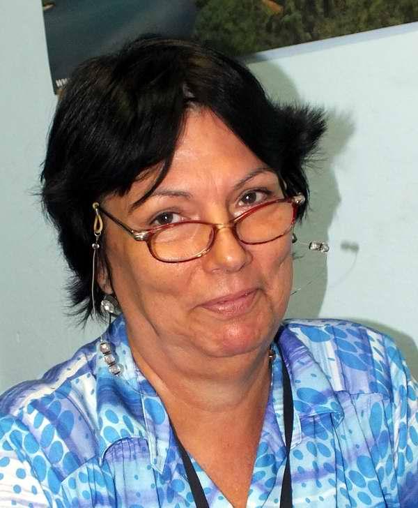 Esperanza Carrizo, Secretaria Grupo Deportes