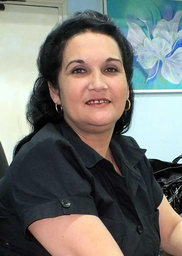 Mabel Manso Delgado, Directora de Radio Rebelde