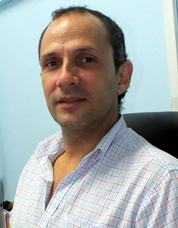 Orestes Torres Aleaga, Jefe de Departamento de Programaci�n