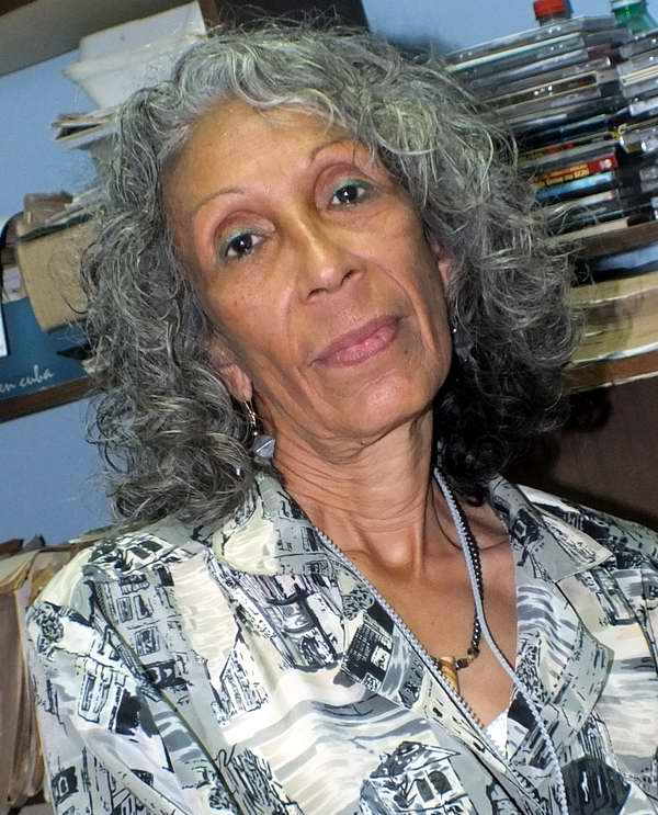 Miriam Morales González, Fonotecaria