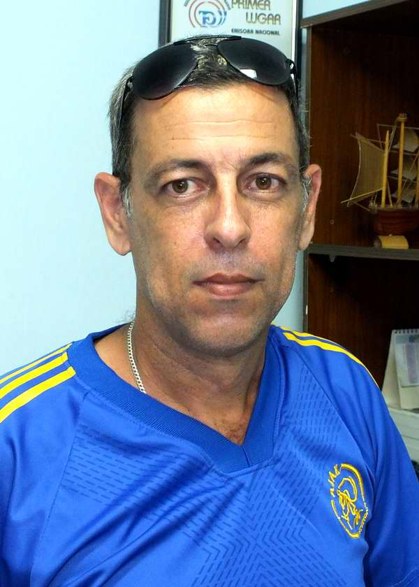 Giraldo Cabrera Jiménez, Jefe de Planta
