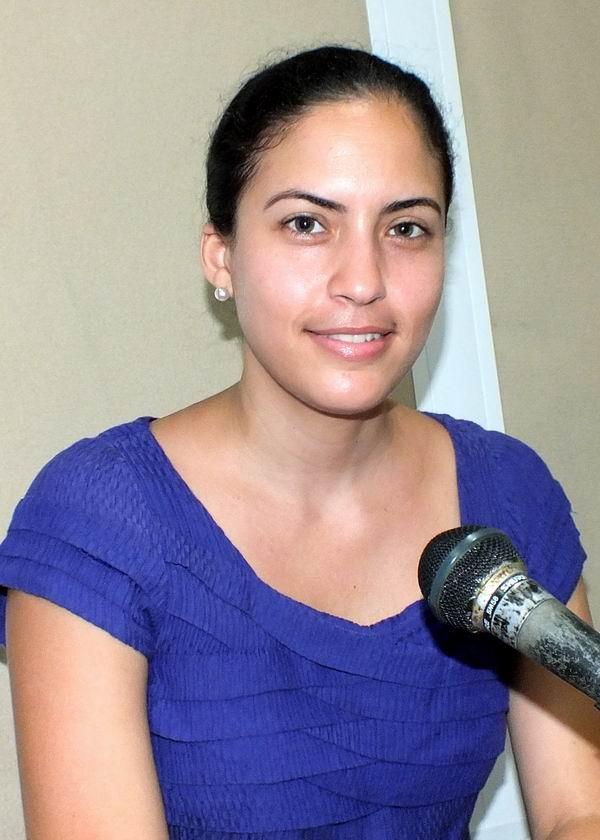 Lisandra Rosa Amat, Locución