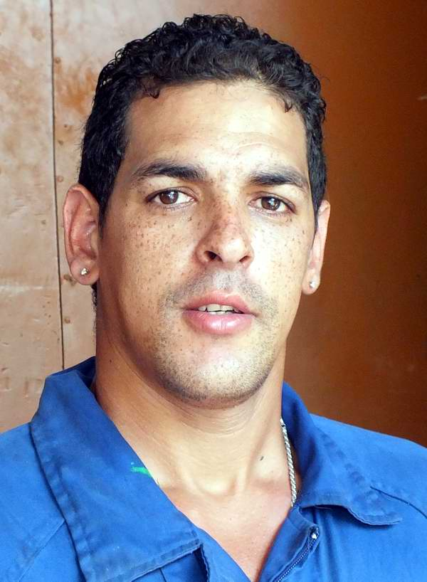 Lohanny Mena Díaz, Brigada de Mantenimiento y Servicios