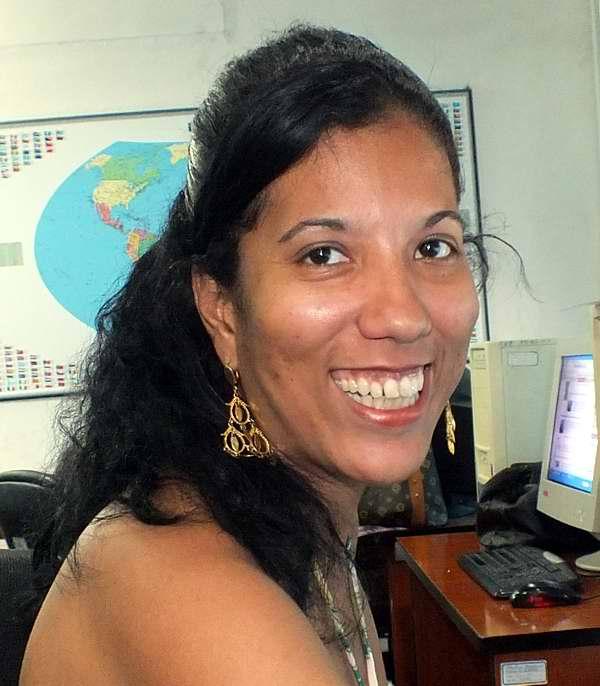 Alhija Villalón Veliz, Redactor Reportero de Prensa