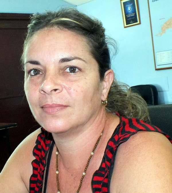 Iraida García, Redactor Reportero de Prensa