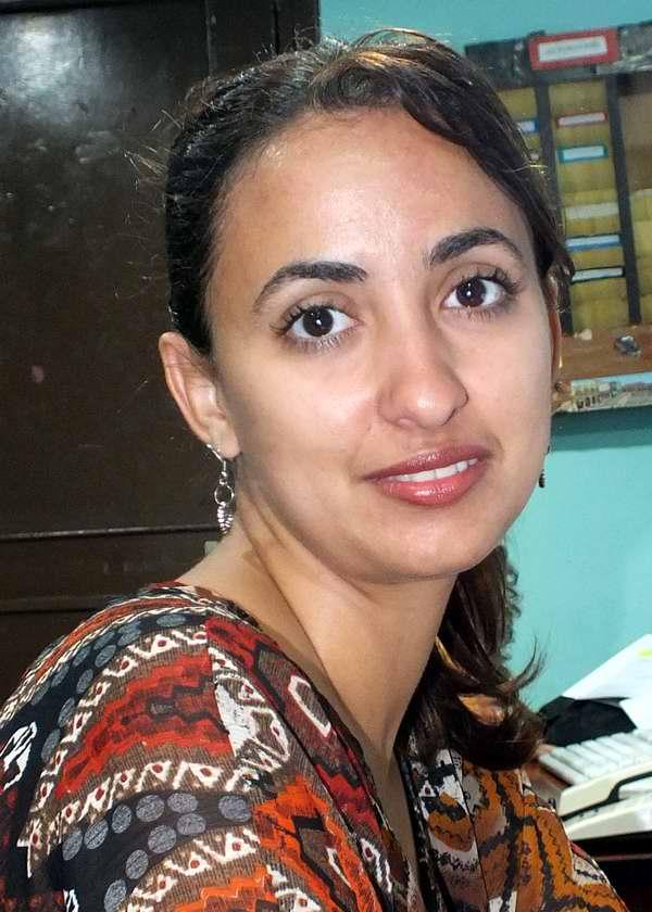 Niurka Talancón, Redactor Reportero de Prensa