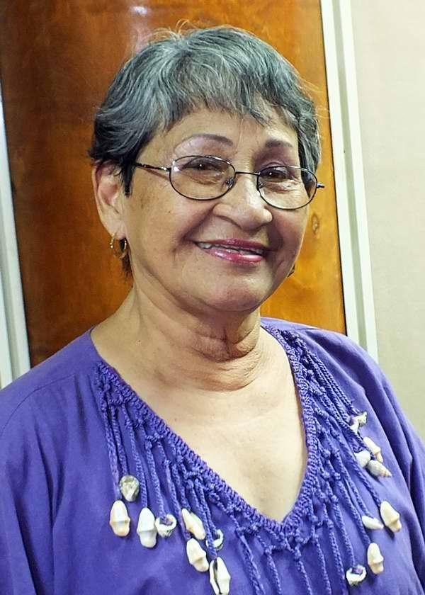 Silvia Johoy Rivalta, Redactor Reportero de Prensa