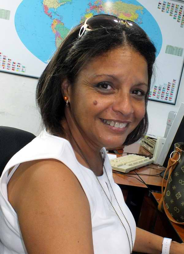 Virginia Martínez Bastida, Redactor Reportero de Prensa