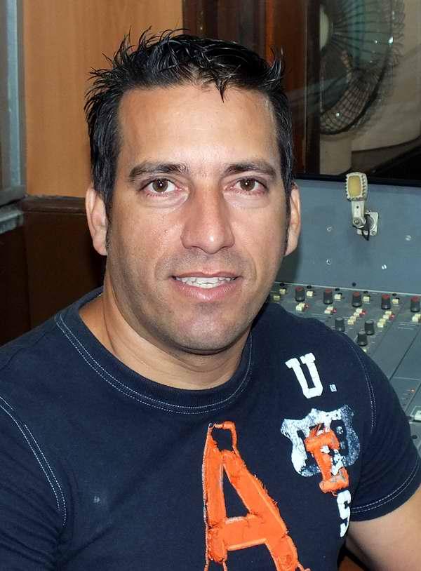 Marcelo Huerto, Jefe de Grupo. Especialista en arte de los medios audiovisuales