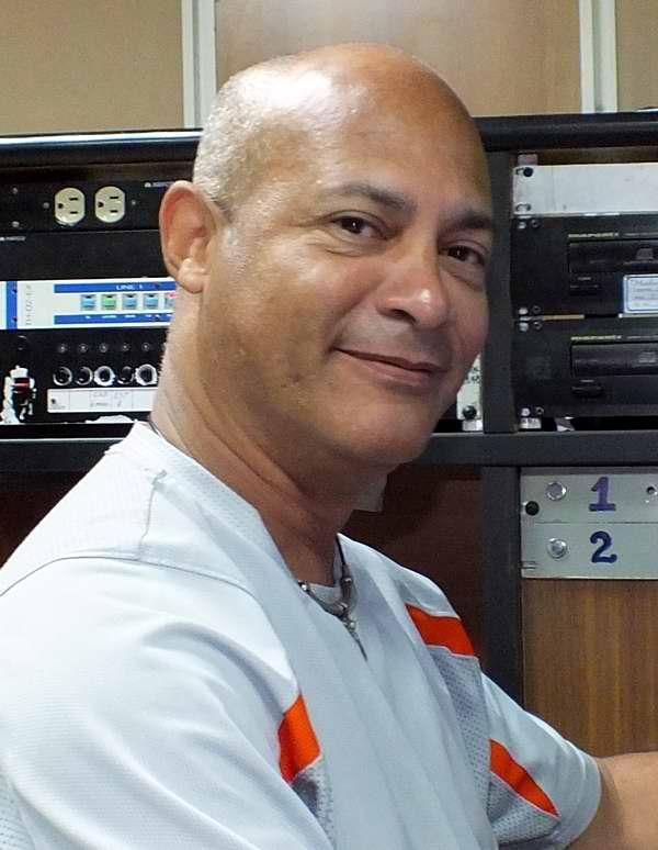 Alexis García Cairo, Realizador de Sonido
