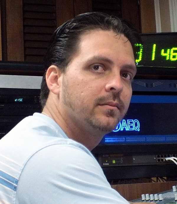 Joan Luis García, Realizador de Sonido