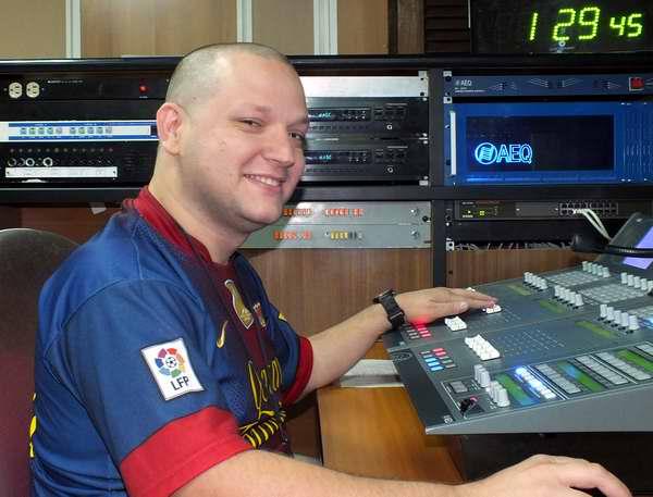 Vladimir Labrada, Realizador de Sonido