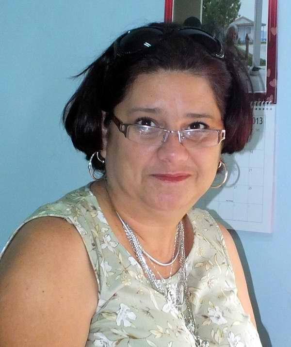 Linet Suárez, Jefa de Grupo de Gestión de Recursos Humanos