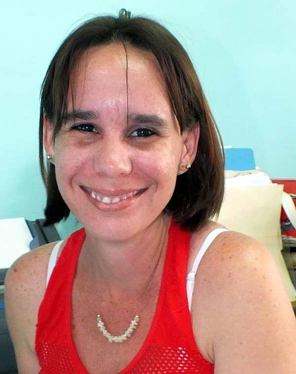 Mónica Rodríguez, Grupo de Gestión de Recursos Humanos