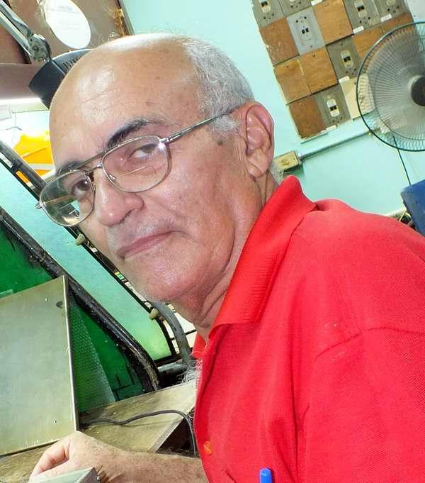 Alejandro Pérez Vasalo, Grupo Técnico e Informatización