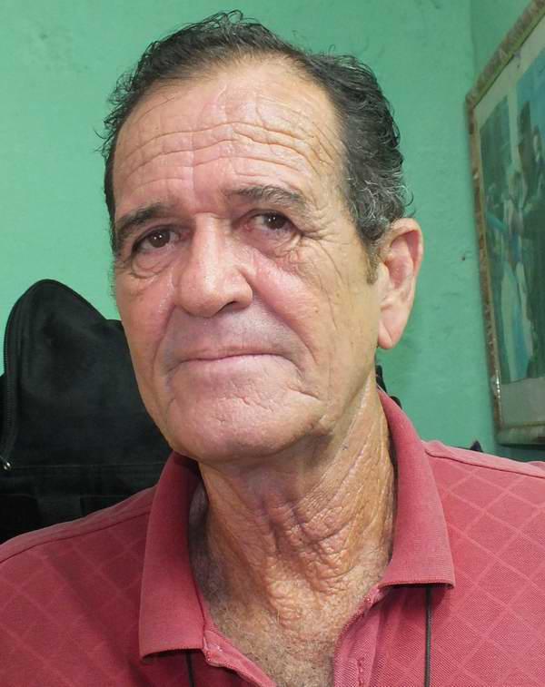 Reinaldo Díaz Suárez, Brigada de Transporte
