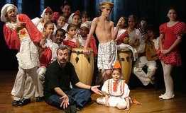 Cuban Children's Theater Group La Colmenita